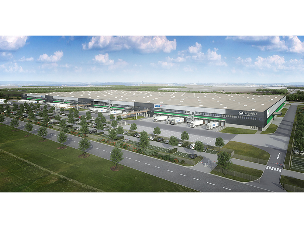 Vergabe- und Projektmanagement Neubau Logistikimmobilie in Bremen