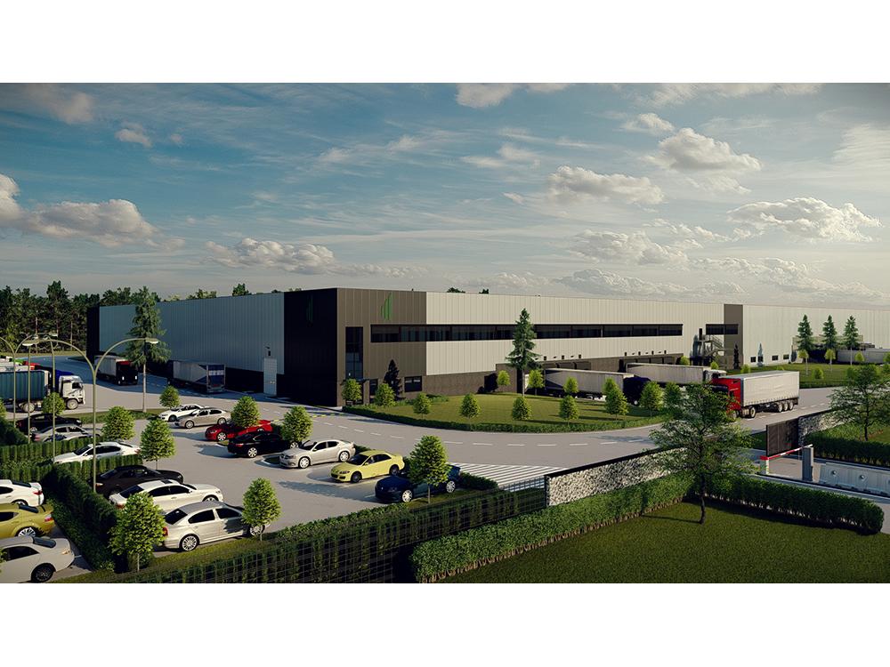 Vergabe- und Projektmanagement Erweiterung Logistikzentrum Gallin