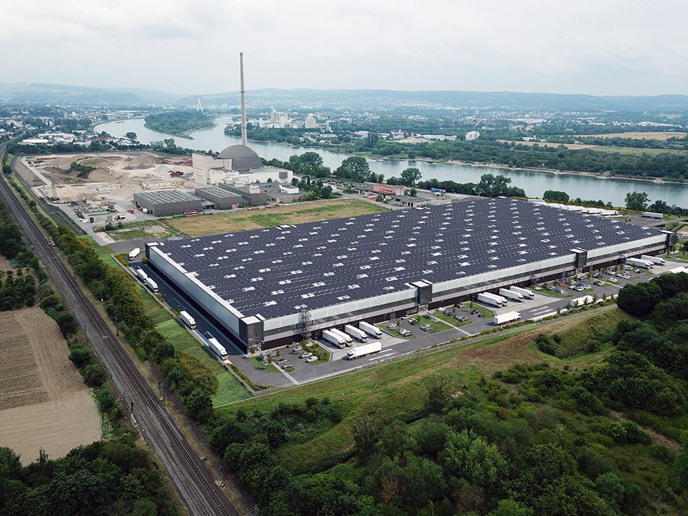 Vergabe- und Projektmanagement Rückbau & Neubau Logistikzentrum Mühlheim-Kärlich