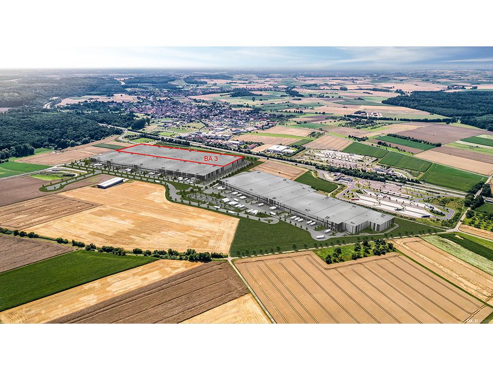 Vergabe- und Projektmanagement Logistikzentrum Hammersbach