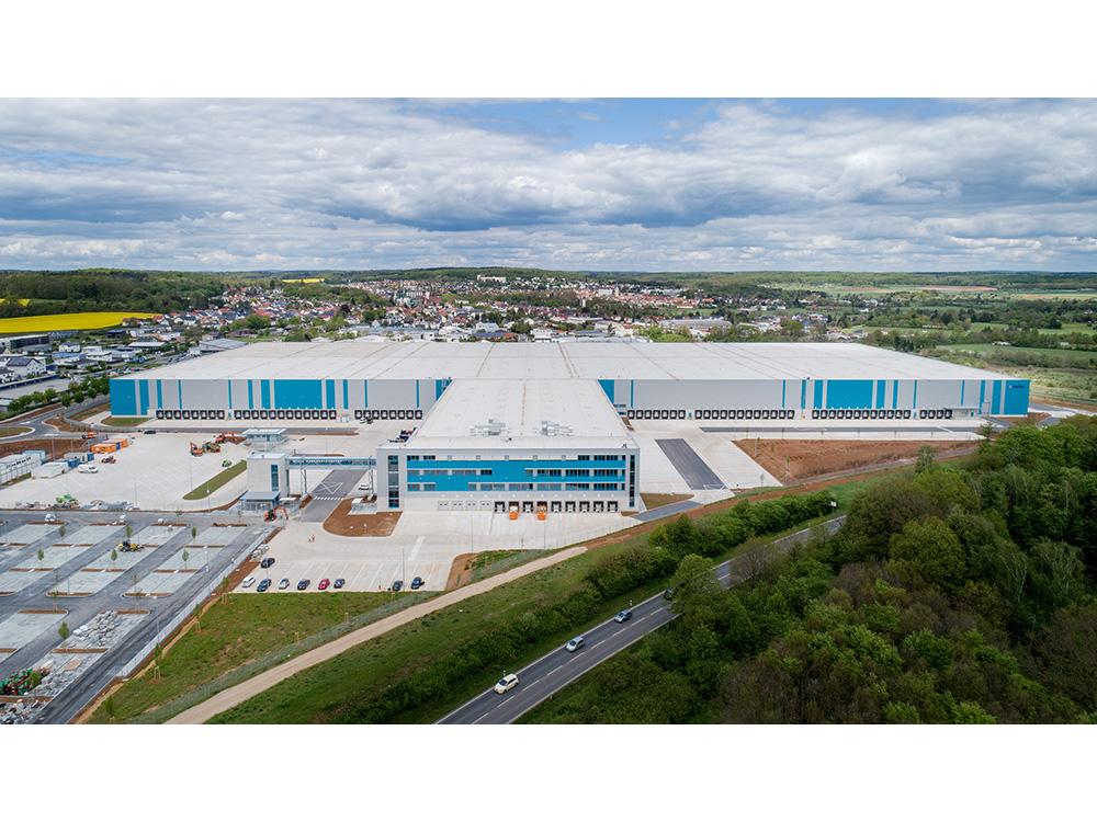 Konzeptberatung, Vergabe- und Projektmanagement zum Neubau der Logistikhallen in Lich