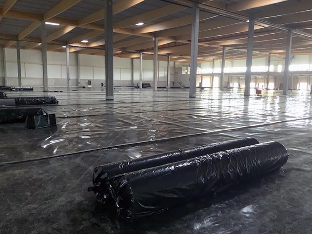 Vergabe- und Projektmanagement für den Neubau der Logistikanlage in Hannover Expopark
