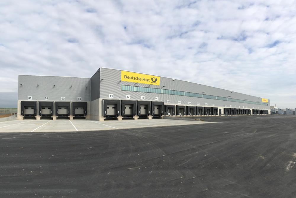 Vergabe- und Projektmanagement für Neubau Umschlaghalle in Langgöns