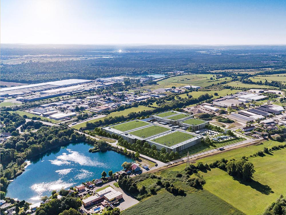 Konzeptberatung, Vergabe- und Projektmanagement zum Neubau der Logistikhallen in Philippsburg