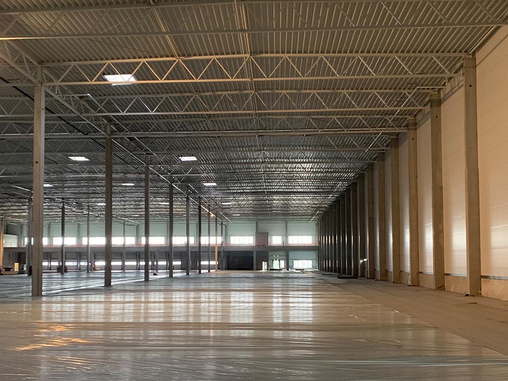 Projectbeheer voor nieuw logistiek vastgoed in Bischofsheim