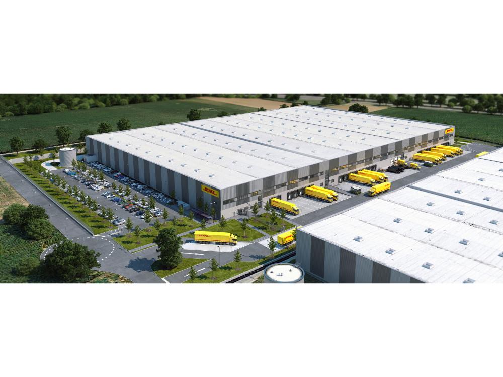Procurement- en project management voor nieuwbouw farmaceutische magazijn in Florstadt