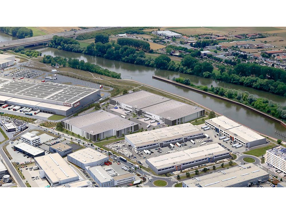 Procurement en projectmanagement nieuw logistiek centrum in Mönchhof