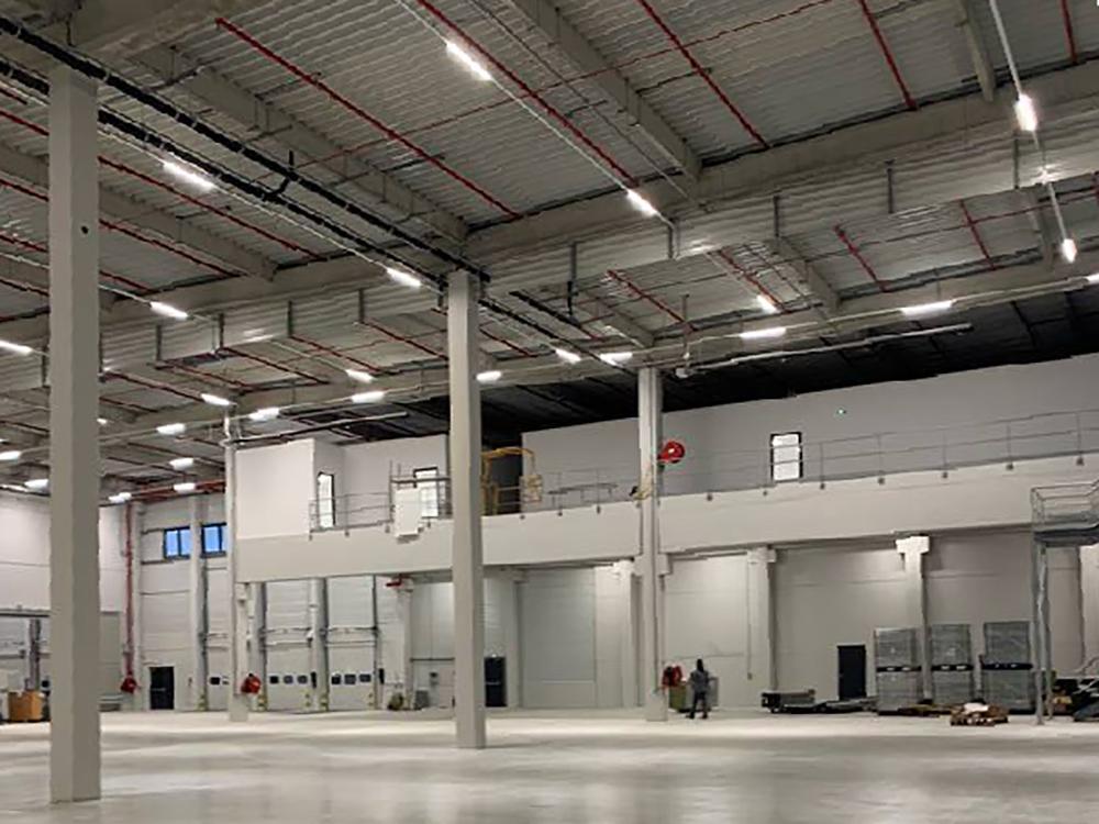 Kosten- und Terminkontrolle zum Neubau Produktionsimmobilie in Hambach (F)