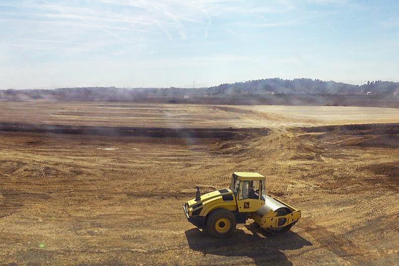 Vergabe- und Projektmanagement für Neubau Logistikimmobilie in Hammersbach 1. BA
