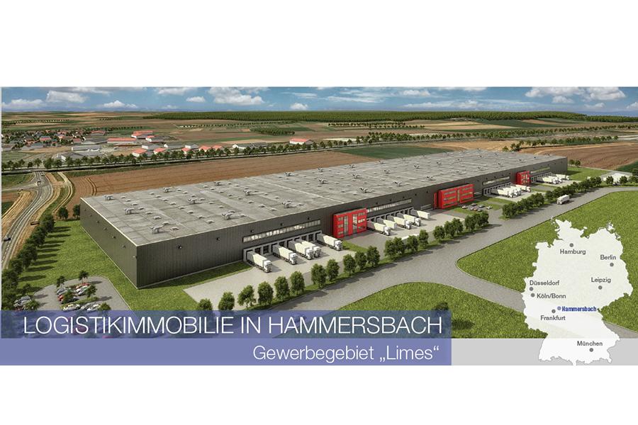 Vergabe- und Projektmanagement für Neubau Logistikimmobilie in Hammersbach 2. BA