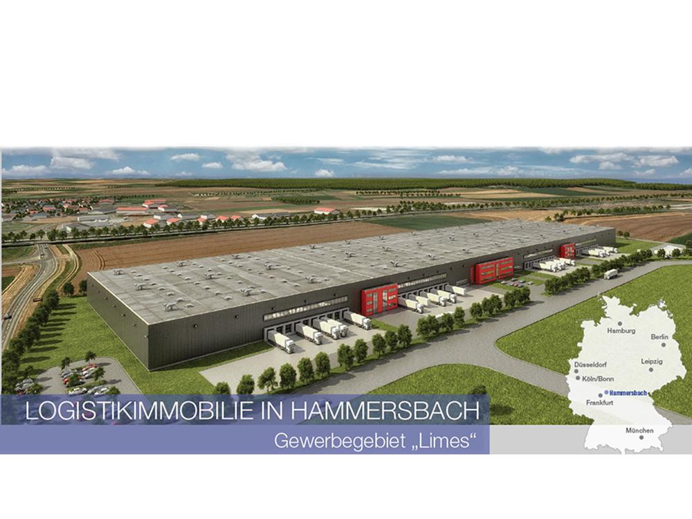 Procurement en project management voor een nieuw logistiek centrum in Hammersbach 2. fase