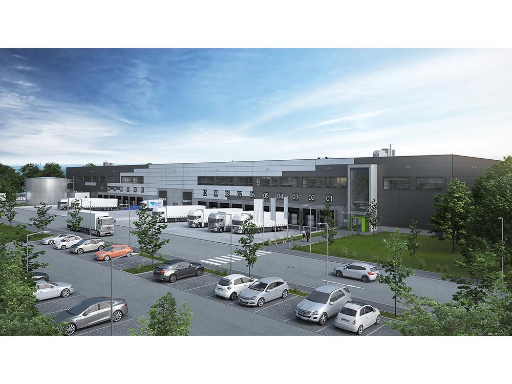 Procurement en projectmanagement voor de ontmanteling en nieuwbouw van een logistiek pand in het Rhein-Neckar-gebied