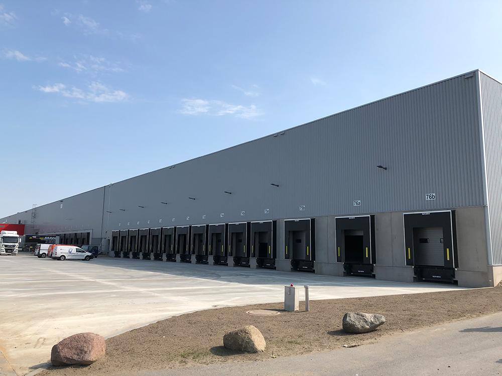 Projektmanagement für die Erweiterung Logistikpark Nauen