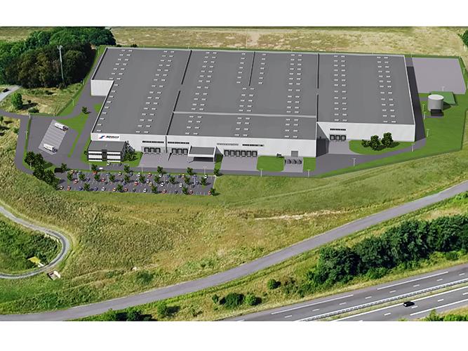 Kosten- und Terminkontrolle zum Neubau Logistikimmobilie in Hambach (F)