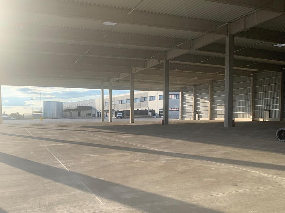 Procurement en project management voor nieuw logistiek vastgoed in Wolfsburg