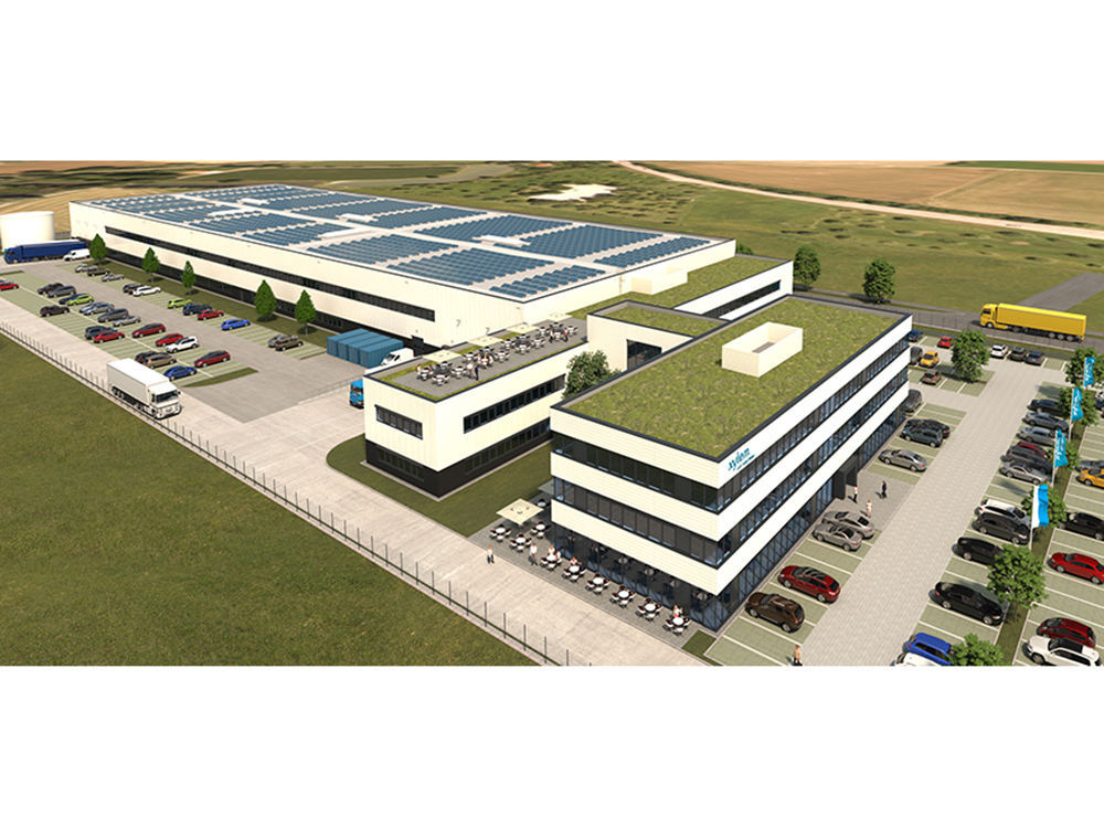 Vergabe- und Projektmanagement für Neubau Büro- und Produktionsimmobilie in Weilheim